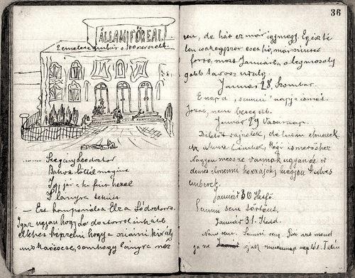 a napló